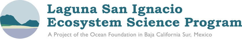 Laguna San Ignacio Ecosystem Science Program Logo