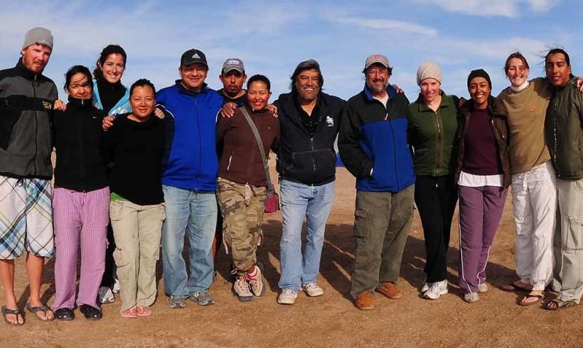 2010 Winter Program Field Report